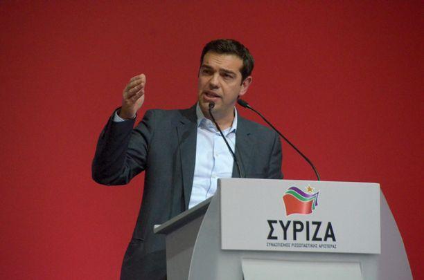 Vasemmistolaisen Syriza-puolueen johtaja Alexis Tsipras on antanut kansalle jo hulppeita lupauksia. Niiden katetta on kritisoitu ankarasti.