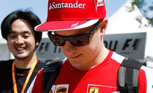 Kimi Räikkönen suhtautuu Ferrarin mahdollisuuksiin optimistisesti.