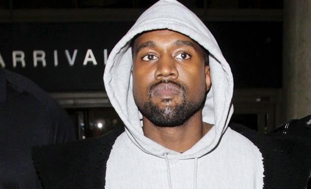 Kanye West joutui sairaalaan viime viikon maanantaina.