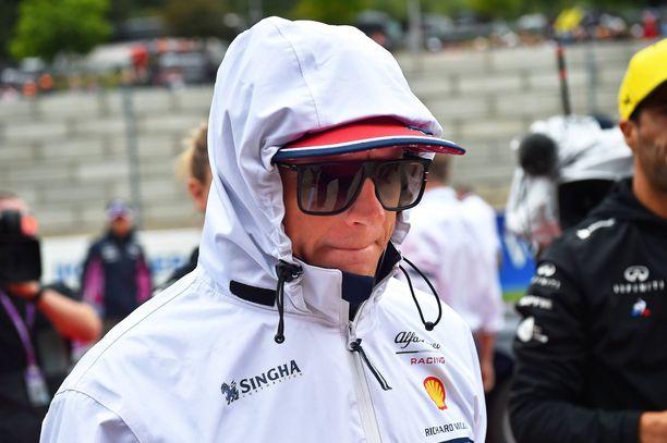 Kimi Räikkönen jäi viime viikonloppuna Belgian GP:ssä sijalle 16, kun Max Verstappen törmäsi häneen lähdössä.
