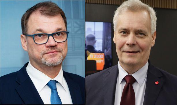 Juha Sipilä ehti jo kimpaantua Rinteen maitoverokannasta. Rinne on kuitenkin tuoreimman lausuntonsa mukaan sitä mieltä, ettei maidon verotusta koroteta.