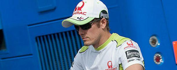 Mika Kallio jäi kaksi sekuntia harjoituksen nopeimmasta Jorge Lorenzosta.