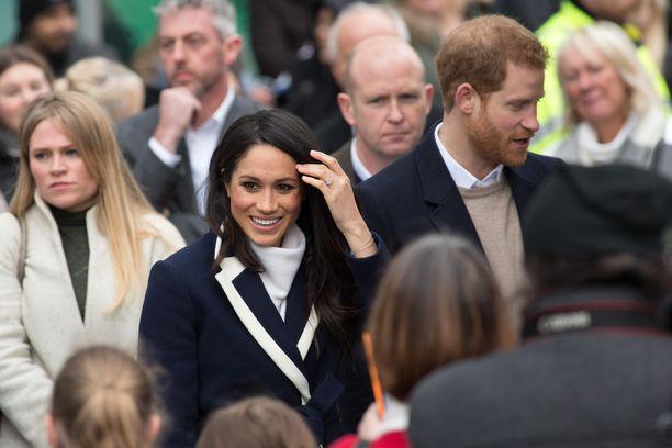 Herttuatar Meghan on ollut osikoissa siitä lähtien, kun hän liittyi kuninkaalliseen perheeseen.