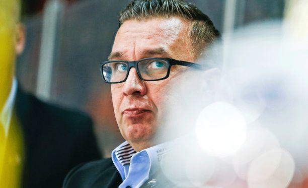 Ar-Pekka Selin oli ylpeä joukkueestaan.