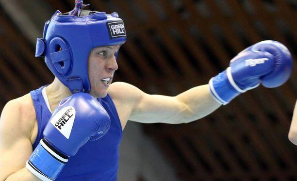 Mira Potkonen iski turnausvoittoon Puolassa.