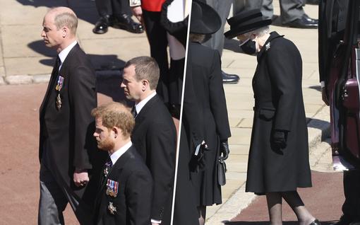 Catherinelta kunnianosoitus surevalle kuningattarelle: tällaisissa asuissa kuninkaallinen perhe edusti