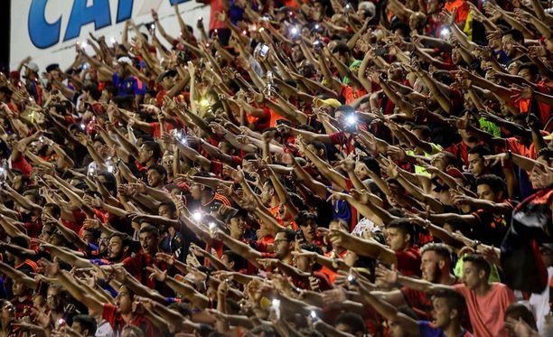 Sport Recifen kannattajat saivat mestaruuden 30 vuoden viiveellä.