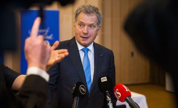 Ville Niinistön mukaan nykyisten hallituspuolueiden ja vihreiden yhteistyö olisi vaikeaa.