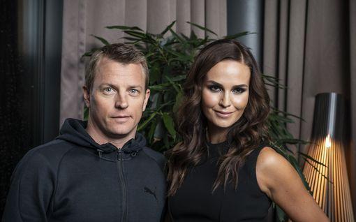 Minttu Räikkönen julkaisi ennennäkemättömän kuvan – myös Kimi Räikkönen heittäytyi romanttiseksi