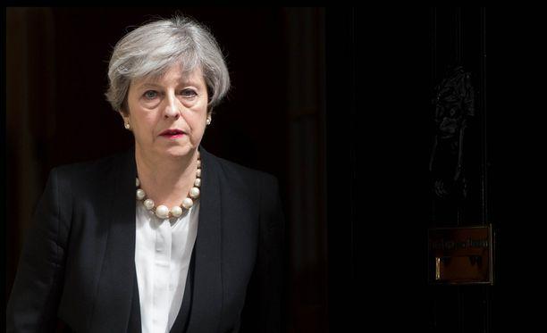 Pääministeri Theresa Mayn puolue koki karun tappion parlamenttivaaleissa.