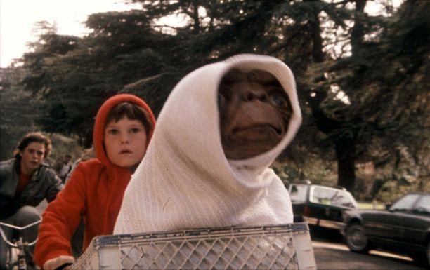 E.T. kahmi neljä Oscar-palkintoa ja myös muita palkintoja.