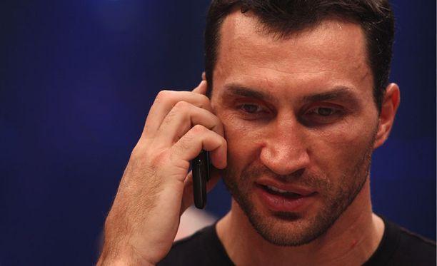 Vladimir Klitshko ei pitänyt Derec Chisoran viikonlopun käyttäytymisestä.