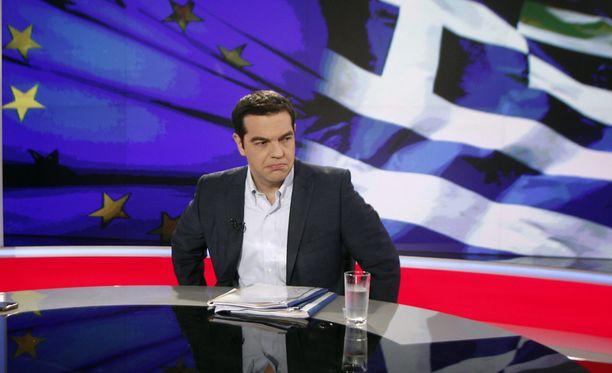 Kreikan pääministeri Alexis Tsipras on väläyttänyt mahdollisuutta sopia velkojiensa kanssa.