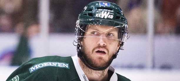 Ole-Kristian Tollefsen on Färjestadin kapteeni.