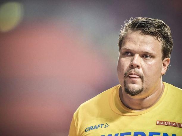 Daniel Ståhlin mukaan hänellä riittää voimat rikkoa kiekonheiton maailmanennätys.
