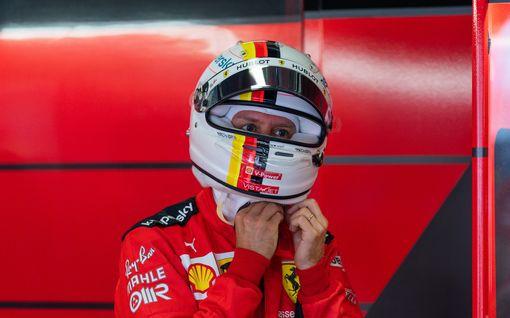 """Ex-tallikaverilta suorat sanat Sebastian Vettelin ja Ferrarin suhteesta – """"Mitä nopeammin tämä päättyy, sen parempi jokaiselle"""""""