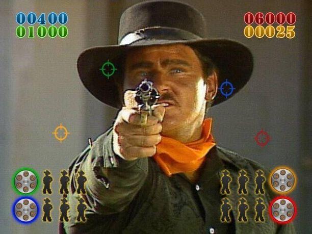 Mad Dog McCree on yksi surullisenkuuluisalla konsolilla nähdyistä hahmoista.