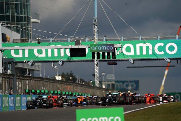 F1-sarja sai tänä vuonna uusia kilpailuita. Vietnamin sijaan GP ajettiin Mugellossa Italiassa.