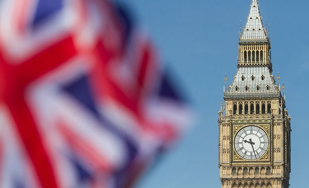 Britannian työttömyysprosentti on ollut yhtä matala viimeksi vuonna 1975.