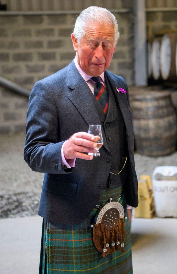 Kaikki viskit eivät olleet yhtä herkullisia.