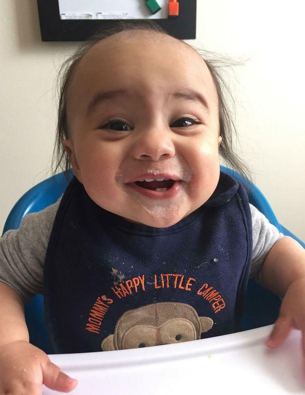 Tiistaina Shannon Bihamta julkaisi vauvakuvan lapsestaan Loganista Redditissä. Tuolloin äiti ei arvannut kuvan nousevan suursuosioon.