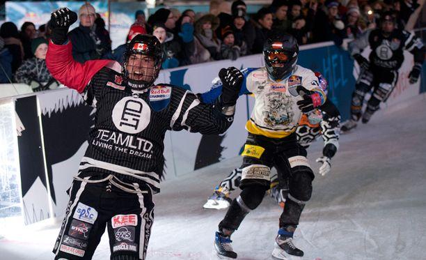 Kanadan Coxall voitti Suomen-osakilpailun.