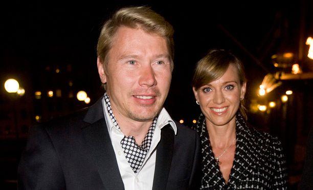 Mika ja Marketa vuonna 2009.