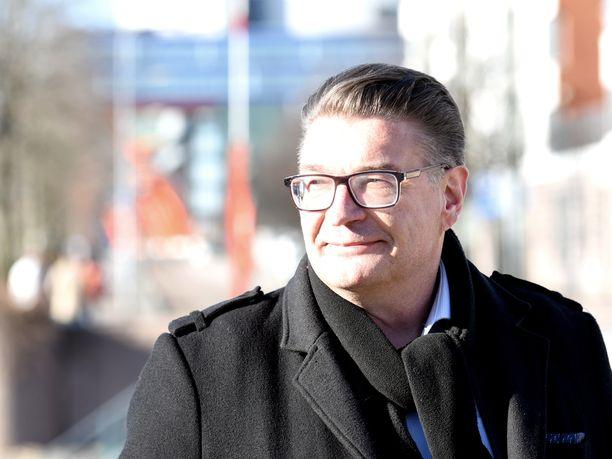 Jorma Malinen on johtanut Ammattiliitto Prota vuodesta 2014.