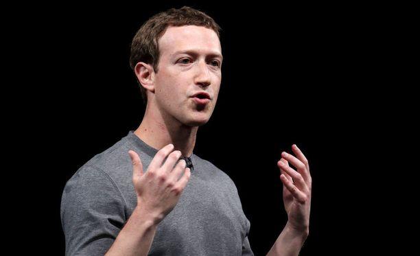 Facebookin perustajaa ja toimitusjohtajaa Mark Zuckerbergia kuullaan Yhdysvaltain kongressissa ensi viikolla.