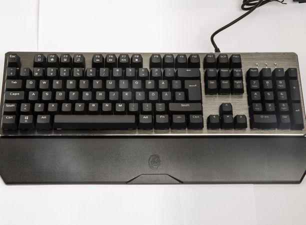 Silvercrest HG04118 -pelinäppäimistö.