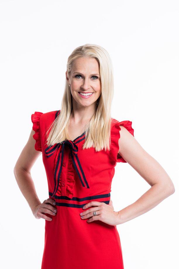 Joanna Kuvaja juontaa 2. syyskuuta alkavaa Viiden Jälkeen -ajankohtaisohjelmaa. Juonnoissa aisaparina on Baba Lybeck.