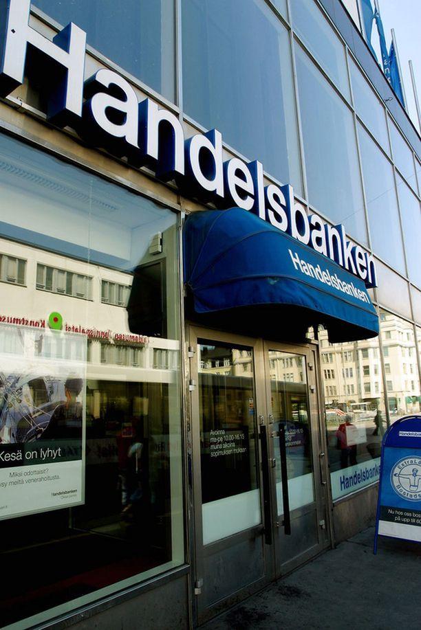 Handelsbanken uskoo Suomen talouden maltilliseen kasvuun vuonna 2012.