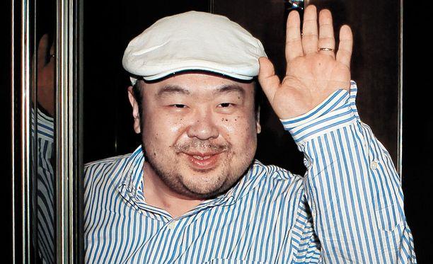"""Kim Jong-nam syntyi Kim Jong-ilin, eli """"Rakkaan johtajan"""", avioliiton ulkopuolella."""