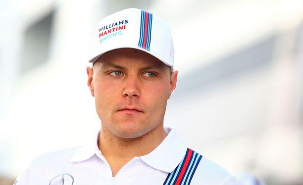 Valtteri Bottas starttaa huomiseen kisaan kolmannesta lähtöruudusta.