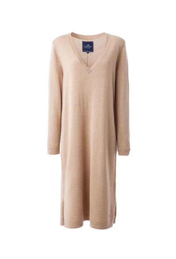Lexingtonin mekko on laadukasta merinovillaa, 225e