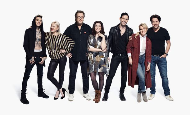 Tulevalla Vain elämää -kaudella mukana ovat Hector, Anna Puu, Mikael Gabriel, Mikko Kuustonen, Chisu, Suvi Teräsniska, sekä Lauri Tähkä.