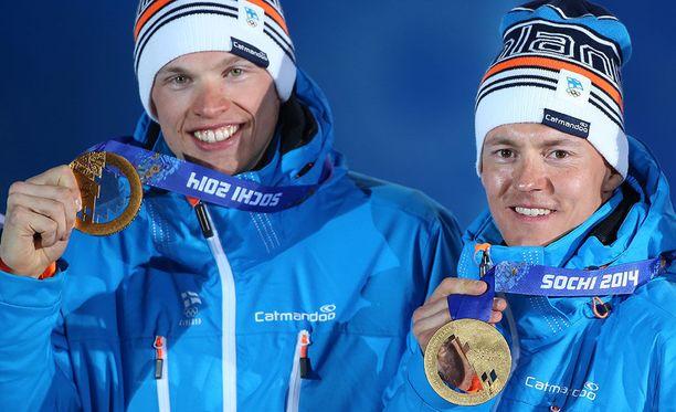 Iivo Niskanen nappasi Sotshissa kultaa yhdessä Sami Jauhojärven kanssa. Onko nyt Niskasen henkilökohtaisen olympiavoiton aika?