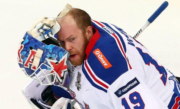Mikko Koskinen lähtee NHL:ään.