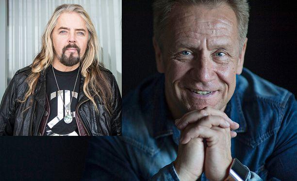 Olli Lindholmin ja basisti Jukka Lewisin välit ovat pahasti tulehtuneet. Bändikaveruutta kesti 18 vuotta.