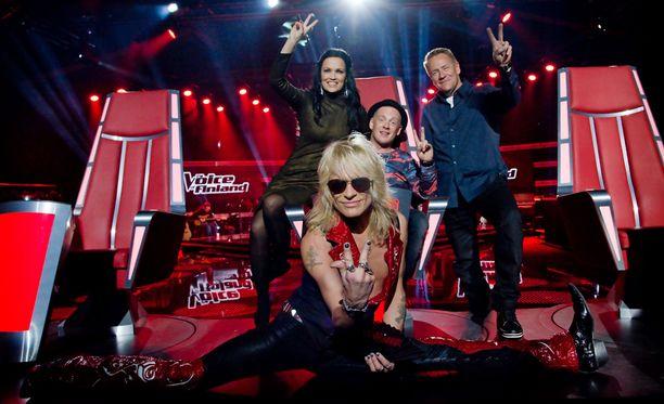 The Voice of Finlandin Kaksintaistelut käynnistyivät tänään.
