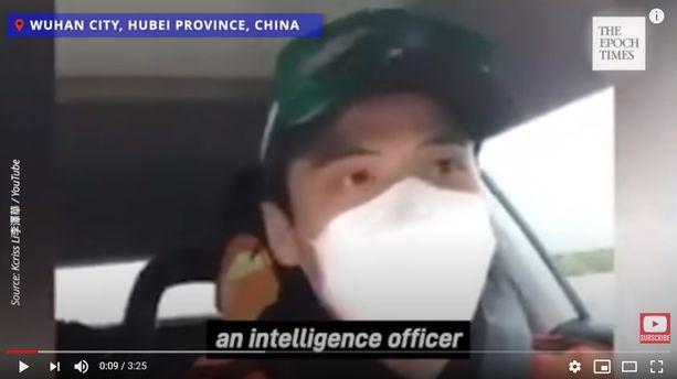 Li Zehua katosi lähes kaksi kuukautta sitten.