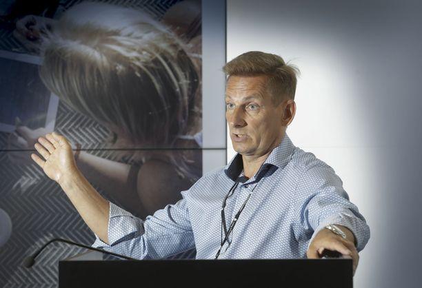 Kai Telanne on toiminut Alma Median toimitusjohtajana vuodesta 2005.