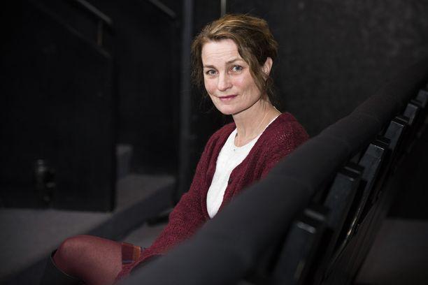 Kuvassa Jonna Järnefelt vuonna 2018.