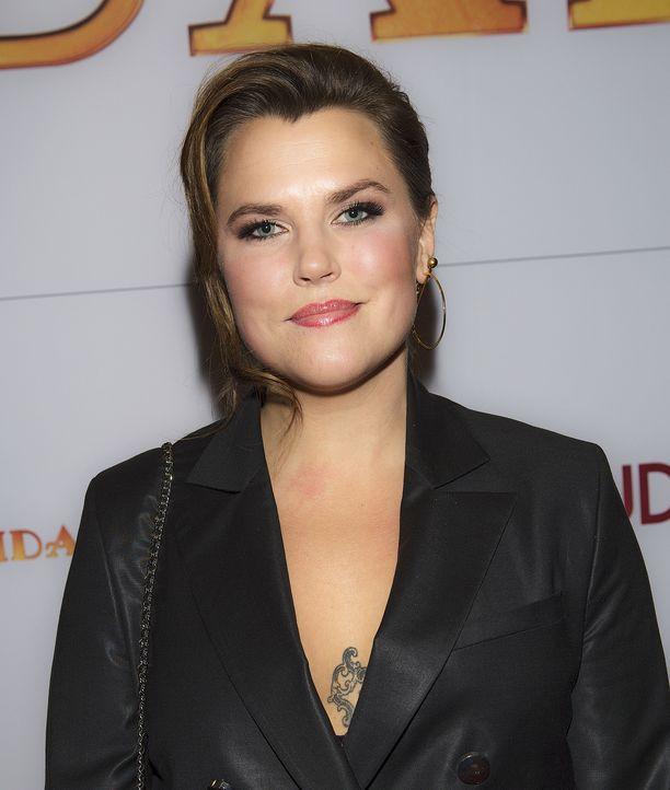 Mia Skäringer on rakastettu näyttelijätär.