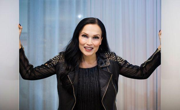 Tarja Turunen säväytti paljastavalla asullaan perjantai-illan The Voice of Finland -ohjelmassa.