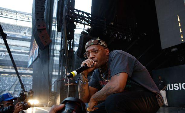 Prodigy esiintymässä New Yorkissa viikkoa ennen kuolemaansa.