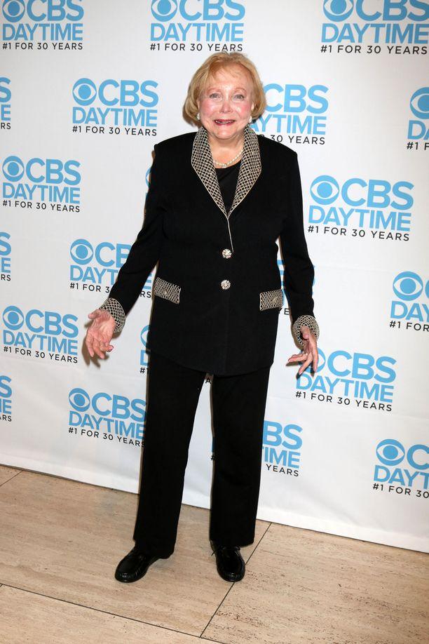 Lee Bell osallistui CBS;n tapahtumaan vuonna 2016.