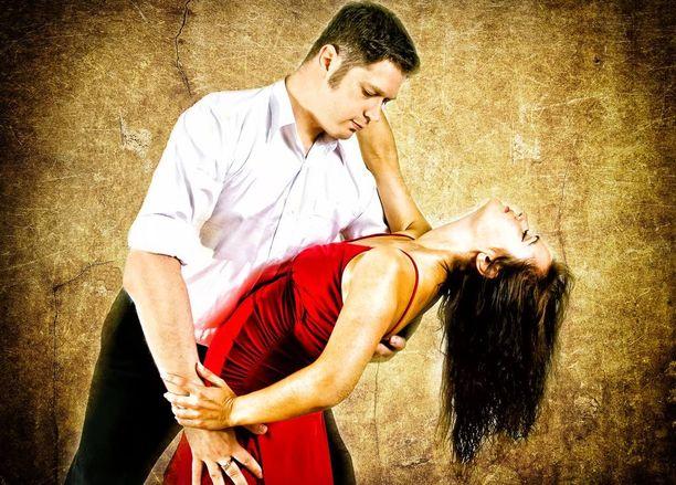 Tanssiminen tekee hyvää sydämelle.