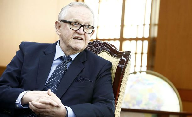 Martti Ahtisaaren mukaan länsimailla oli tilaisuutensa estää pakolaistulva Eurooppaan kolme vuotta sitten.