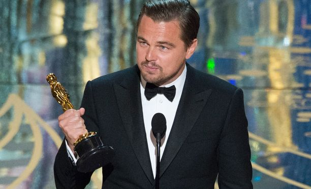 Leonardo DiCaprio voitti vihdoin Oscarin.